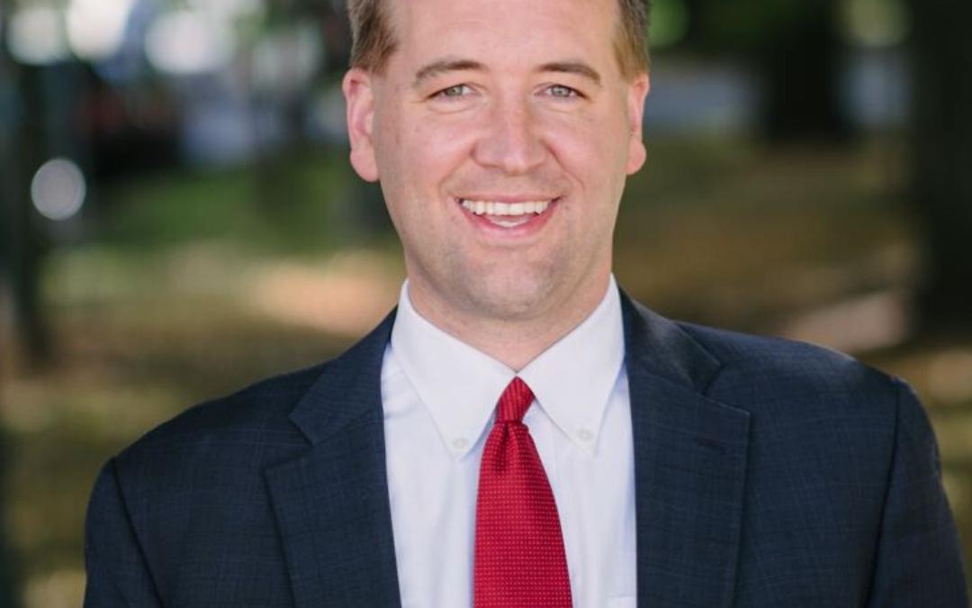 Oregon State Treasurer Tobias Read